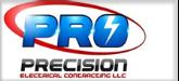 Proprecisional Electrical Logo